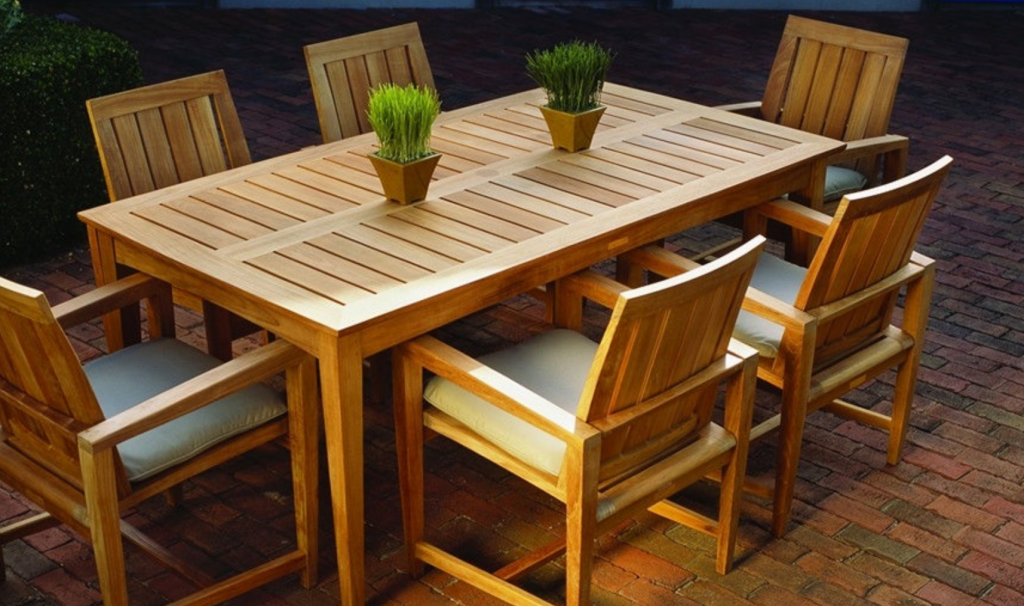 Nilsen Landscape Design Selecting The Perfect Outdoor Furniture